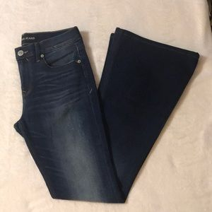 Express Jeans Bell Flare NWOT